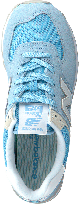 Blauwe NEW BALANCE Sneakers WL574 - large