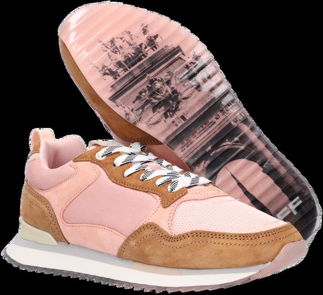 Beige THE HOFF BRAND Lage sneakers BRUSSELS  - large