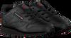 Zwarte REEBOK Sneakers CL LEATHER KIDS  - small