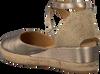 Gouden UNISA Espadrilles CAUDE  - small