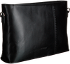 Zwarte MYOMY Schoudertas MY PAPER BAG WRAPPED CROSSBODY  - small