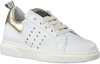 Witte CLIC! Sneakers 9754 - small