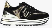 Zwarte LIU JO Lage sneakers MAXI WONDER 20  - medium