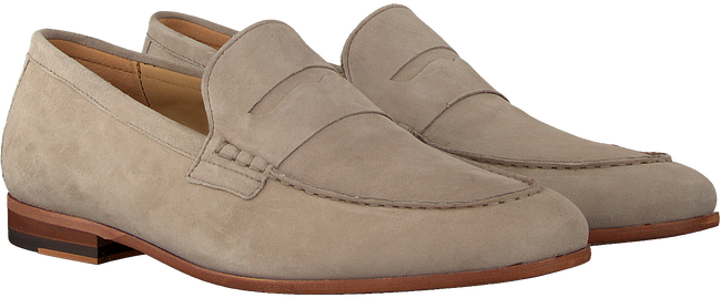 Taupe VERTON Loafers 9262  - large