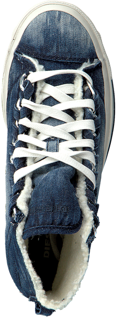 Blauwe DIESEL Sneakers EXPOSURE IV  - large