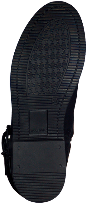 Zwarte PS POELMAN Biker boots R14174  - large
