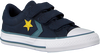 Blauwe CONVERSE Sneakers STAR PLAYER 3V OX OBSIDIAN  - small