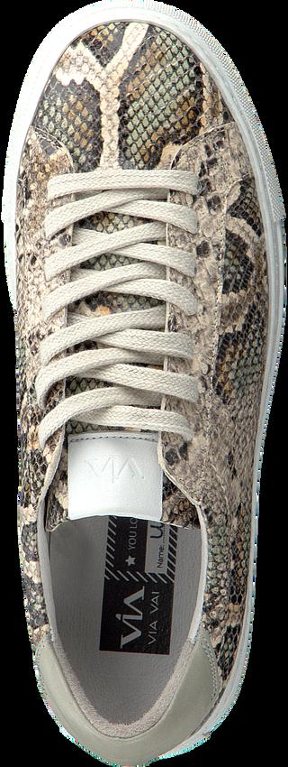 Beige VIA VAI Sneakers 5212073 - larger