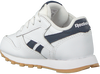 Witte REEBOK Sneakers CLASSIC LEATHER KIDS  - small