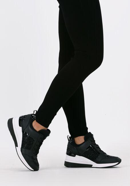 Zwarte MICHAEL KORS Lage sneakers GEORGIE TRAINER  - large
