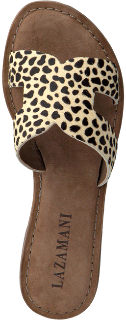 Zwarte LAZAMANI Slippers 75.671  - large