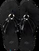 Zwarte UGG Slippers SANDIE  - small
