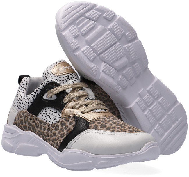 Witte OMODA Lage sneakers OM121280  - large
