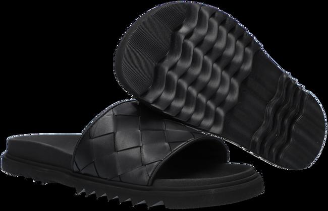 Zwarte COPENHAGEN STUDIOS Slippers CPH711  - large