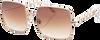 Bruine IKKI Zonnebril ADELE  - small