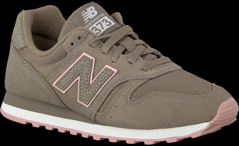 Groene NEW BALANCE Sneakers WL373 DAMES | Omoda