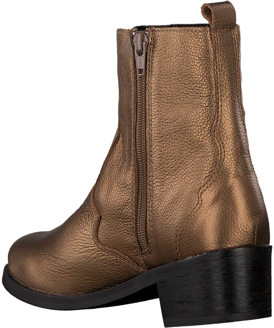 Gouden OMODA Chelsea boots LPMUSTANG - large