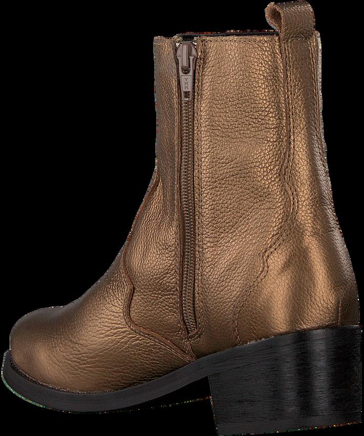 Gouden OMODA Chelsea boots LPMUSTANG - larger
