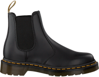 Zwarte DR MARTENS Chelsea boots 2976 VEGAN  - medium