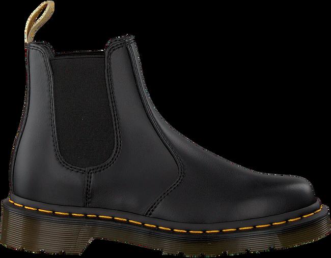 Zwarte DR MARTENS Chelsea boots 2976 VEGAN  - large