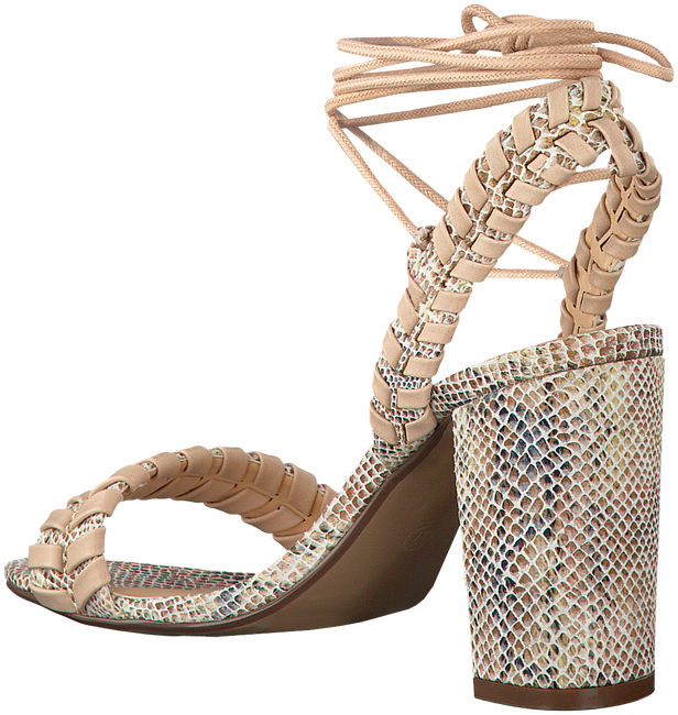 SUPERTRASH SANDALEN LOU BRAIDED BLOCK - large