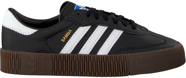 Zwarte ADIDAS Sneakers SAMBAROSE - large