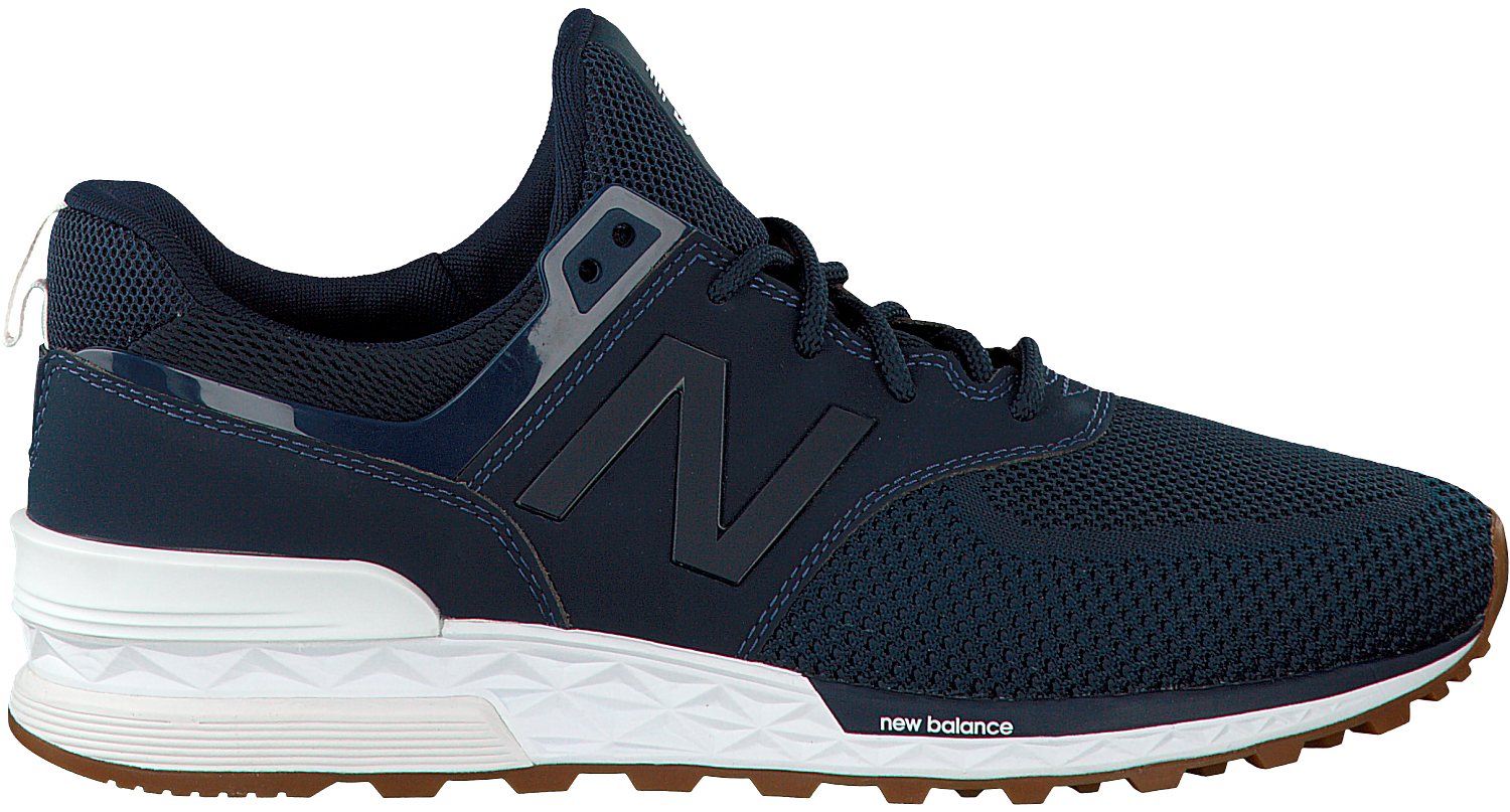 Blauwe NEW BALANCE Sneakers MS574 HEREN | Omoda
