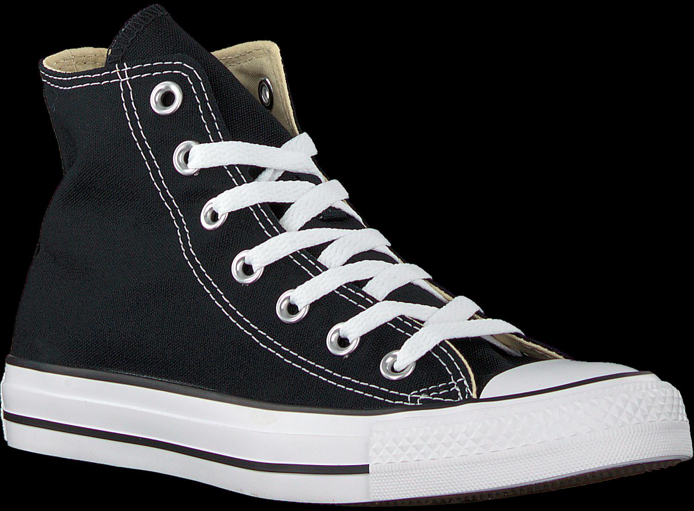 Zwarte CONVERSE Hoge sneakers CHUCK TAYLOR ALL STAR HI DAMES ...