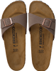 Bruine BIRKENSTOCK PAPILLIO Slippers MADRID  - small