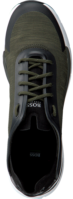 Groene HUGO BOSS Sneakers VELOCITY RUNN KNIT - large