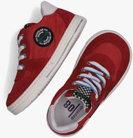 Rode DEVELAB Lage sneakers 41481  - medium