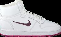 Witte NIKE Sneakers NIKE EBERNON MID WMNS - medium