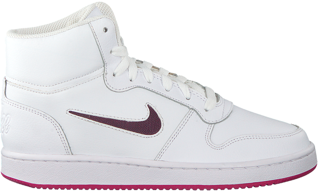Witte NIKE Sneakers NIKE EBERNON MID WMNS - large