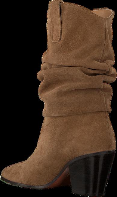 Bruine TORAL Hoge laarzen 12558 - large