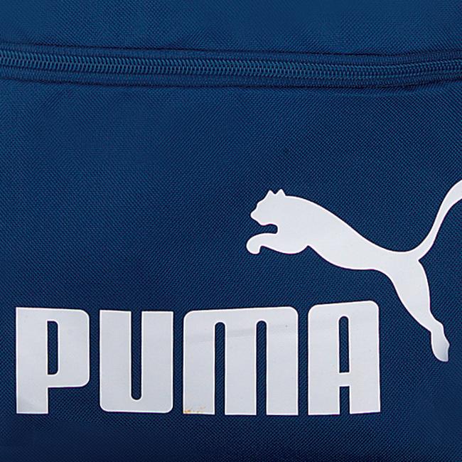 Blauwe PUMA Rugtas PHASE BACKPAK  - large