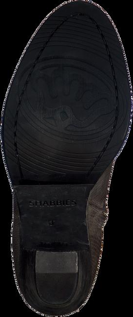 Grijze SHABBIES Lange laarzen 250210  - large
