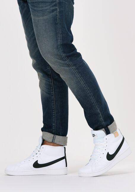 Witte NIKE Hoge sneaker COURT ROYALE 2 MID  - large
