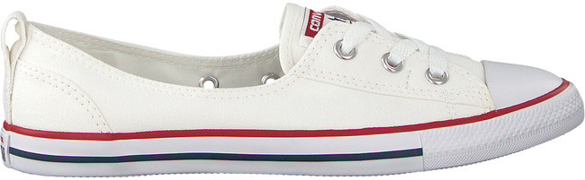 Witte CONVERSE Sneakers CHUCK TAYLOR BALLET LACE - large