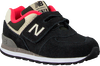 Zwarte NEW BALANCE Sneakers YV574/IV574 - small