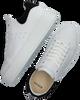 Witte NUBIKK Lage sneakers ELISE MARLOW  - small