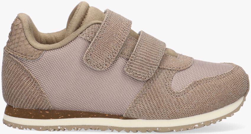 Beige WODEN Lage sneakers SANDRA PEARL NYLON  - larger