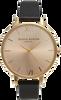 Zwarte OLIVIA BURTON Horloge BIG DIAL - small