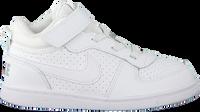 Witte NIKE Sneakers COURT BOROUGH MID (KIDS)  - medium