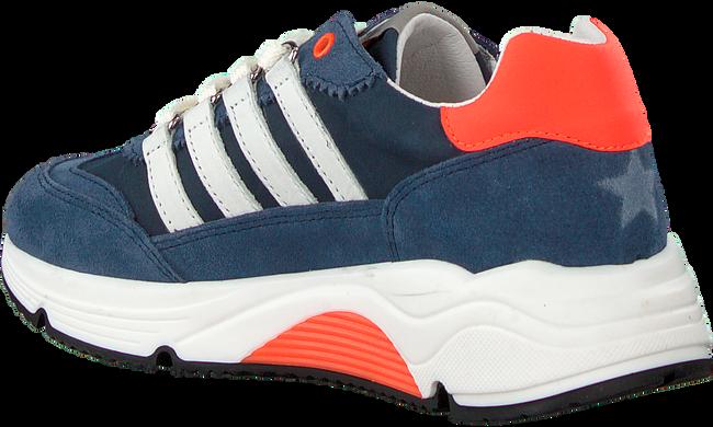 Blauwe TON & TON Lage sneakers TOBY  - large