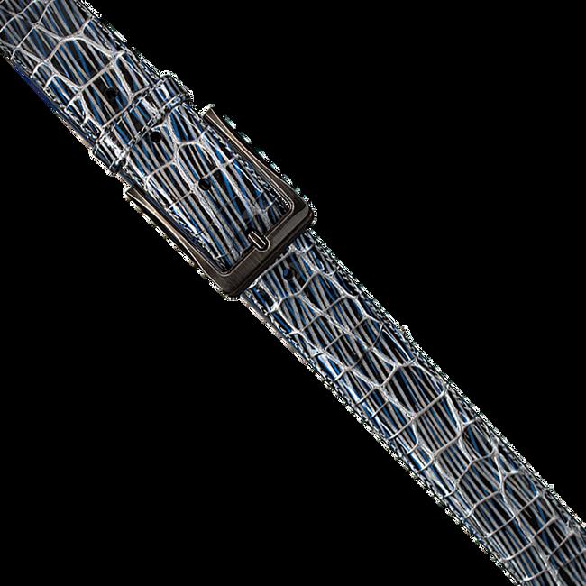 Blauwe FLORIS VAN BOMMEL Riem 75182 - large