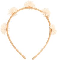 Gouden LE BIG Haarband ROSANNE HEADBAND  - medium