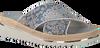 Blauwe GABOR Slippers 722.2 - small