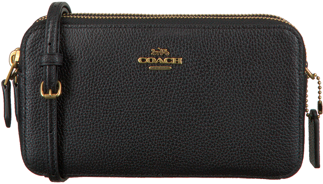 Zwarte COACH Schoudertas KIRA CROSSBODY  - large