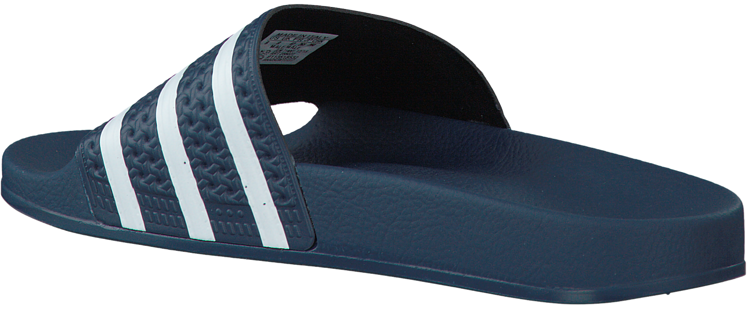 0b767f4e0e7 Blauwe ADIDAS Slippers ADILETTE HEREN. ADIDAS. Previous