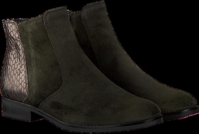Groene GABOR Chelsea boots 660 - large